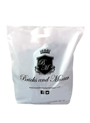 Printed Carrier Bag Sample