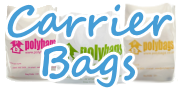 Carrier Bags Logo