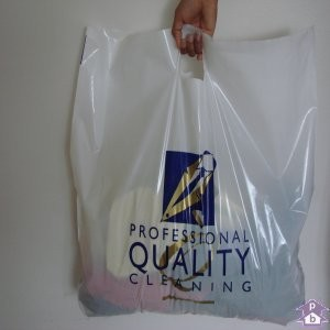 Printed Laundry Bag